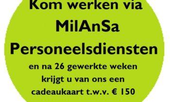 Wil jij een cadeaukaart verdienen t.w.v. € 150